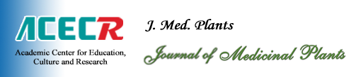 Journal of Medicinal Plants